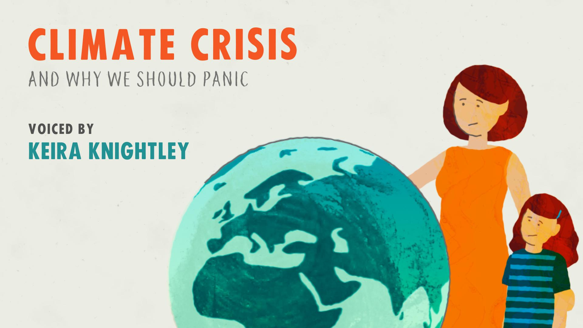 Climate Crisis, and Why We Should Panic