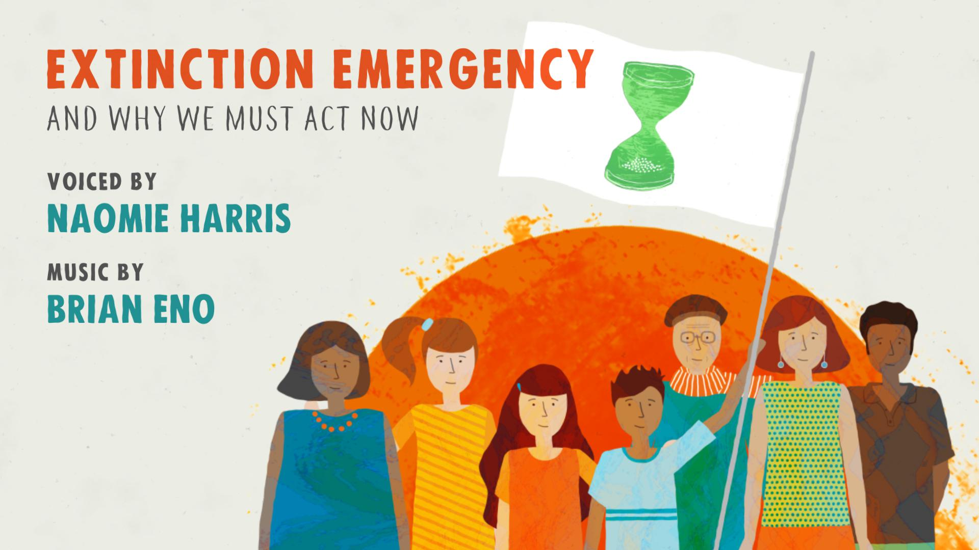 Extinction Emergency, and Why We Must Act Now