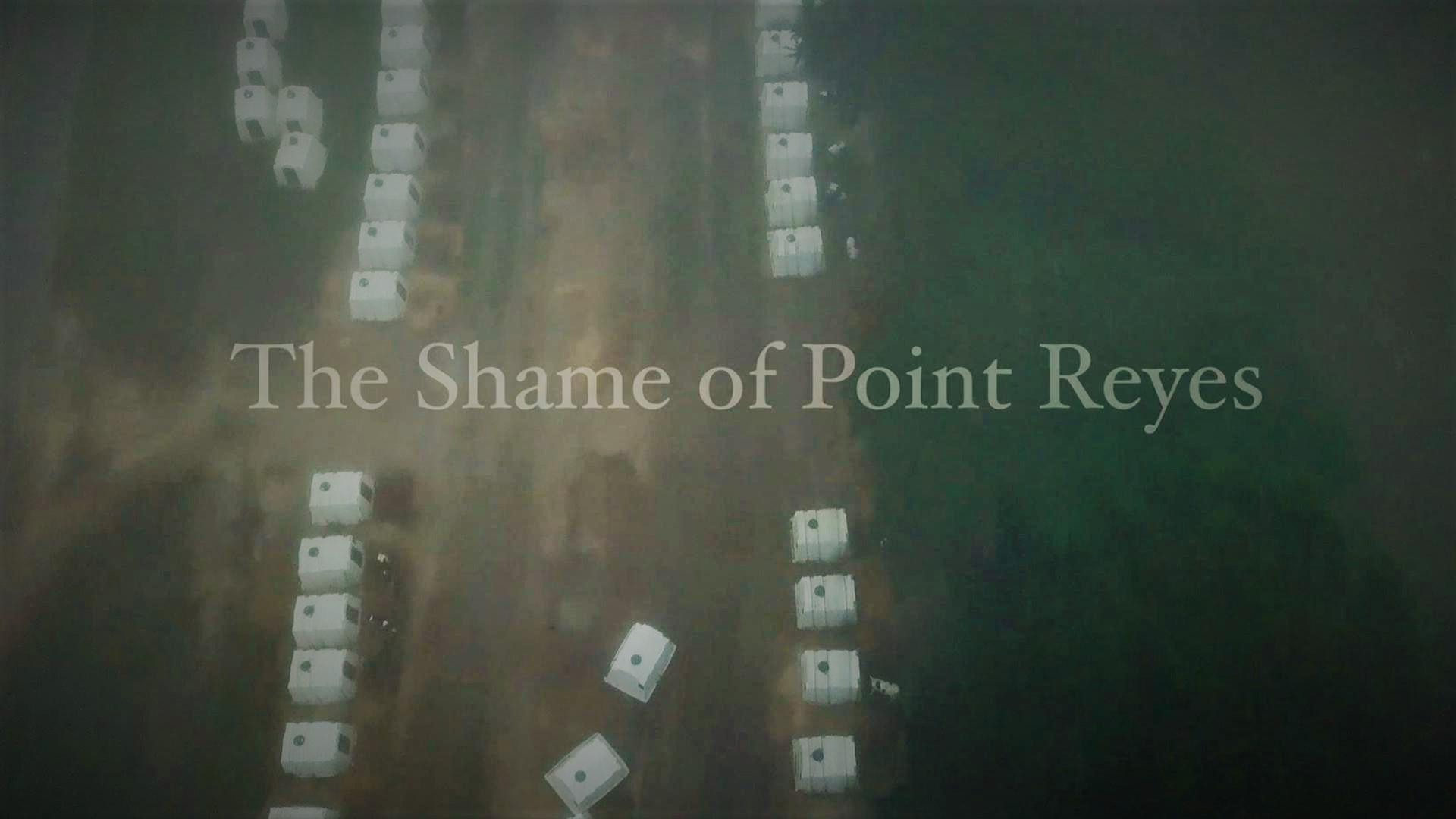 The Shame of Point Reyes